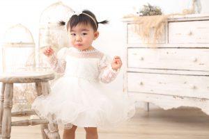 *お客様紹介*1歳のお誕生日記念撮影に来てくれたななかちゃんのご紹介!@ぱれっと函館店