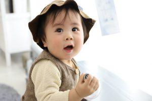 【帯広店】お客様紹介☆帯広店で1歳のお誕生日記念を撮影された「そうくん」の紹介☆