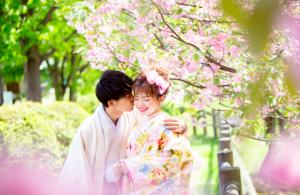 【ファクトリー店】桜のロケーション撮影♡お申し込みは今がおすすめ!