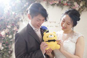 【旭川店】ブライダル撮影していただいた岩隈様をご紹介!-wedding dress-