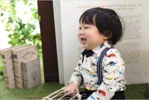 1歳記念の撮影に来てくれた☆ゆいとくん☆をご紹介♪【函館北斗店】