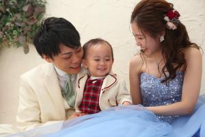 【旭川店】ファミリーフォトウェディング♡大好きな家族といっしょにをのこしませんか♡?