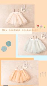 【札幌東店】ベビー新作衣装入荷!カラードレス編