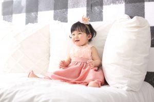 *お客様紹介*1歳のお誕生日記念撮影に来てくれたりんちゃんのご紹介!@ぱれっと函館店