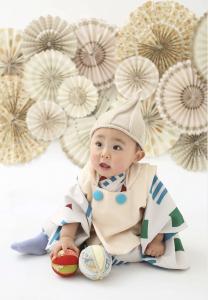 1歳記念の撮影に来てくれた☆あゆむくん☆をご紹介♪【函館北斗店】