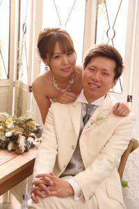 【お客様紹介】帯広店で結婚写真を実際に撮影をしたお客様の紹介です!!