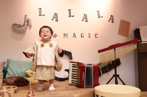 「Lalala」スタジオ☆1歳記念でお越しの「りつくん」のお写真ご紹介!