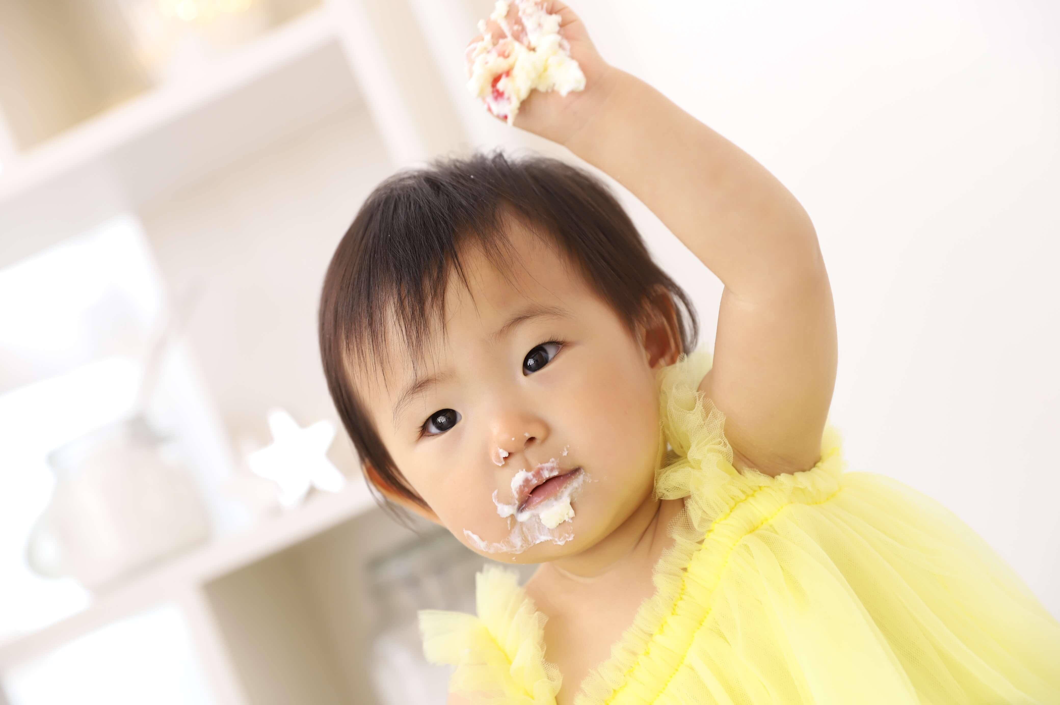 【西店】1歳記念でお越しのお友達紹介!