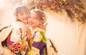 【ファクトリー店】2022年成人式のお嬢様必見♡式当日未契約振袖公開!!