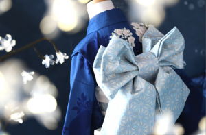 【札幌東店】七五三 七歳女の子のお着物コーディネートご紹介 (kirakira編)