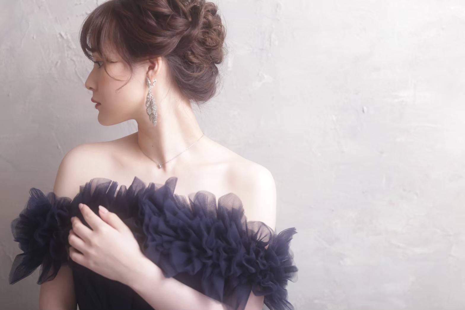 【HOW TO】ドレス選びに役立つ♪パーソナルカラー【Winter】さんをご紹介♪