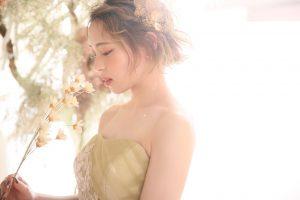 【2021秋婚花嫁必見】この秋流行のカラードレスはこれ!【Green特集】
