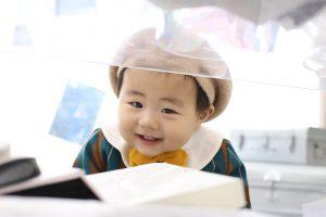 【帯広店】お客様紹介☆帯広店で1歳のお誕生日記念を撮影されたお友達の紹介☆