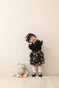 【旭川店】七五三お客様紹介!3歳女の子♡