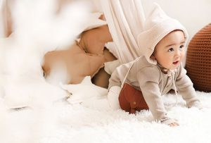【BABY】ちょっぴり背伸びのオトナコーデ ** おめかしBABY ♡